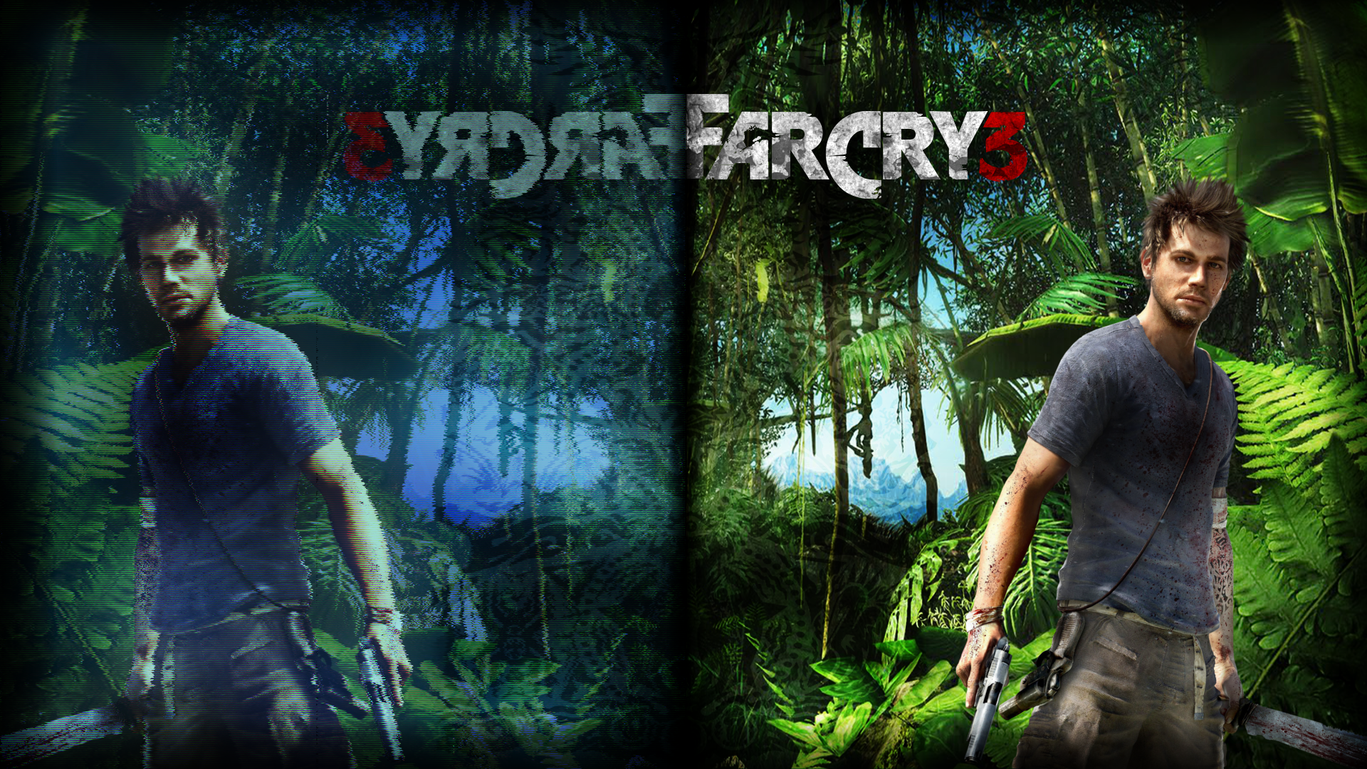 Far Cry 3: Reality Far Cry 3 Backgrounds