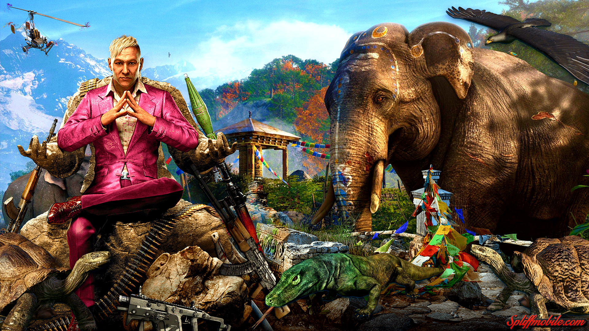 Far Cry 4 Backgrounds, HQ, Tammi Isenhour