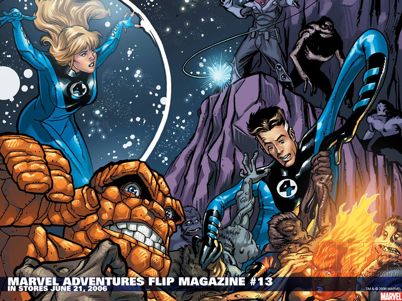 Fantastic Four Wallpaper for PC | Full HD Pictures