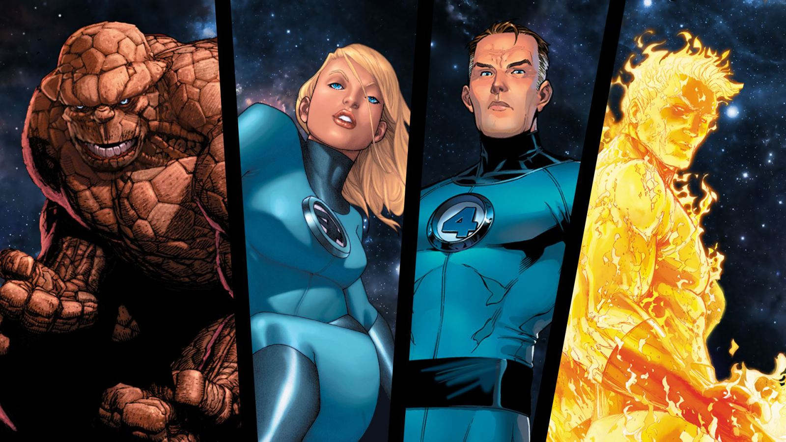 Fantastic Four Wallpapers, HD Quality Pictures