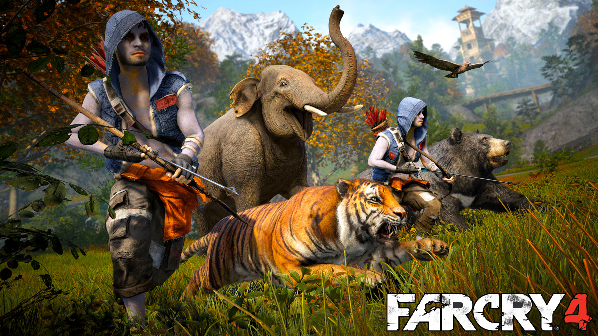 Top Far Cry 4 Hq Pictures Far Cry 4 Wd 22 Wallpapers
