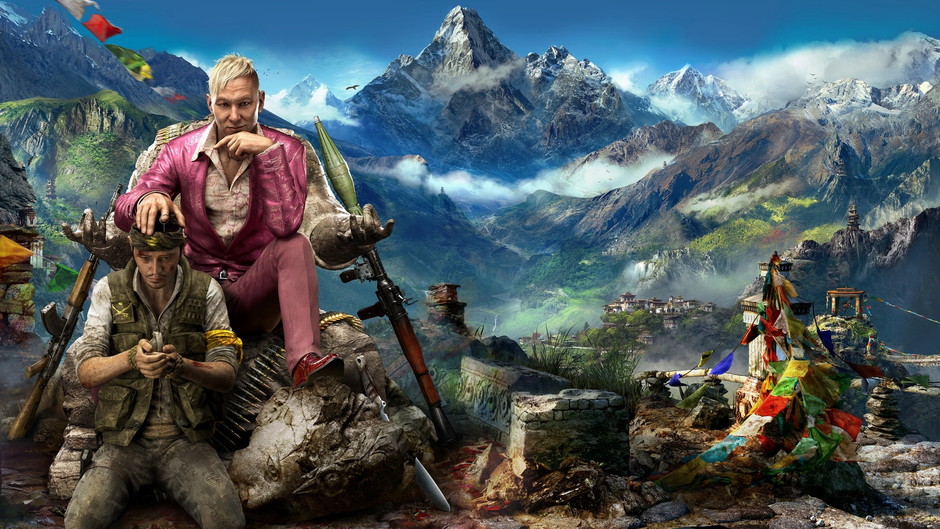 By Etsuko Wertman - Far Cry 4 Wallpapers, 1920x1080 px