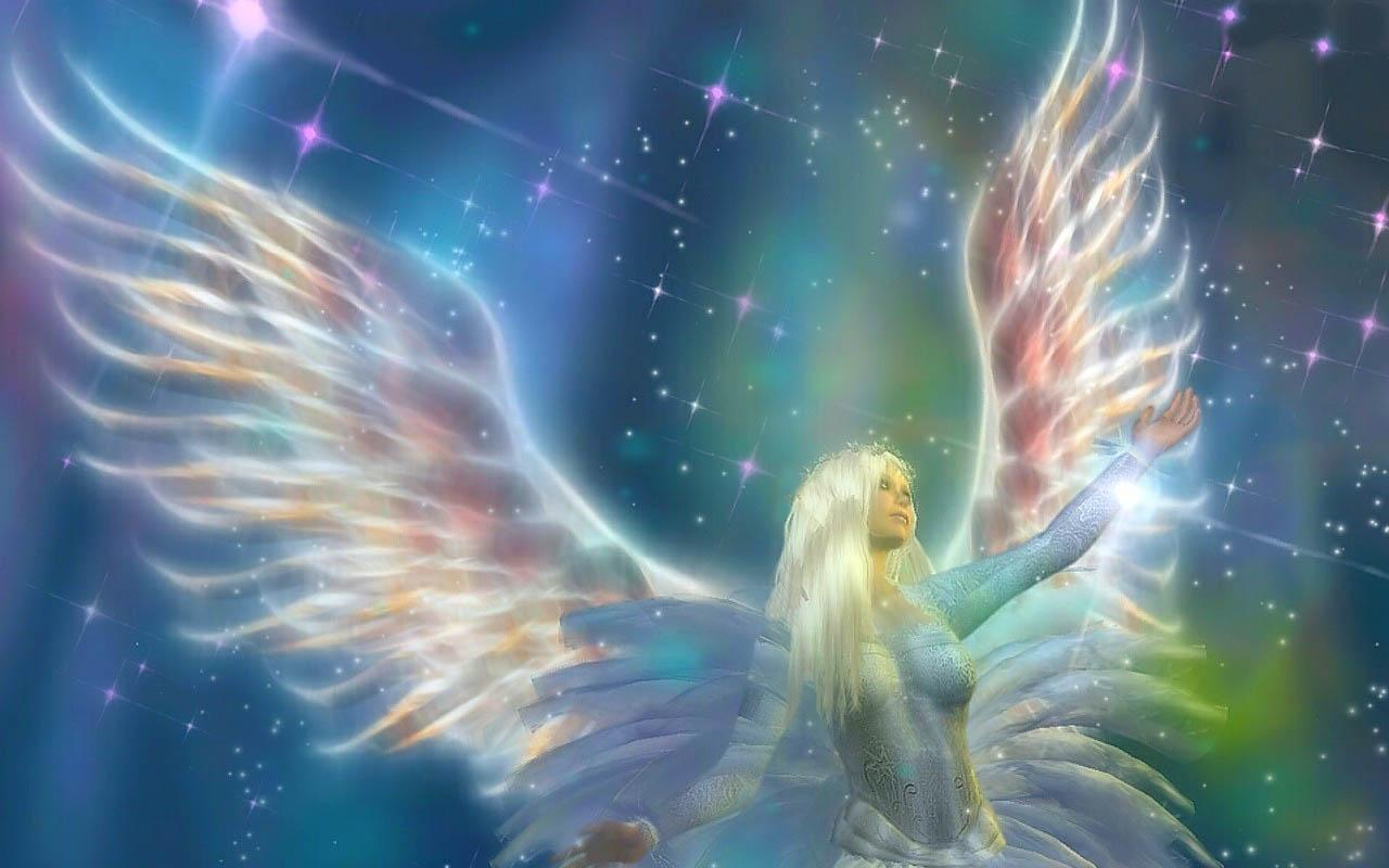 Angel Art Wallpaper for PC | Full HD Pictures