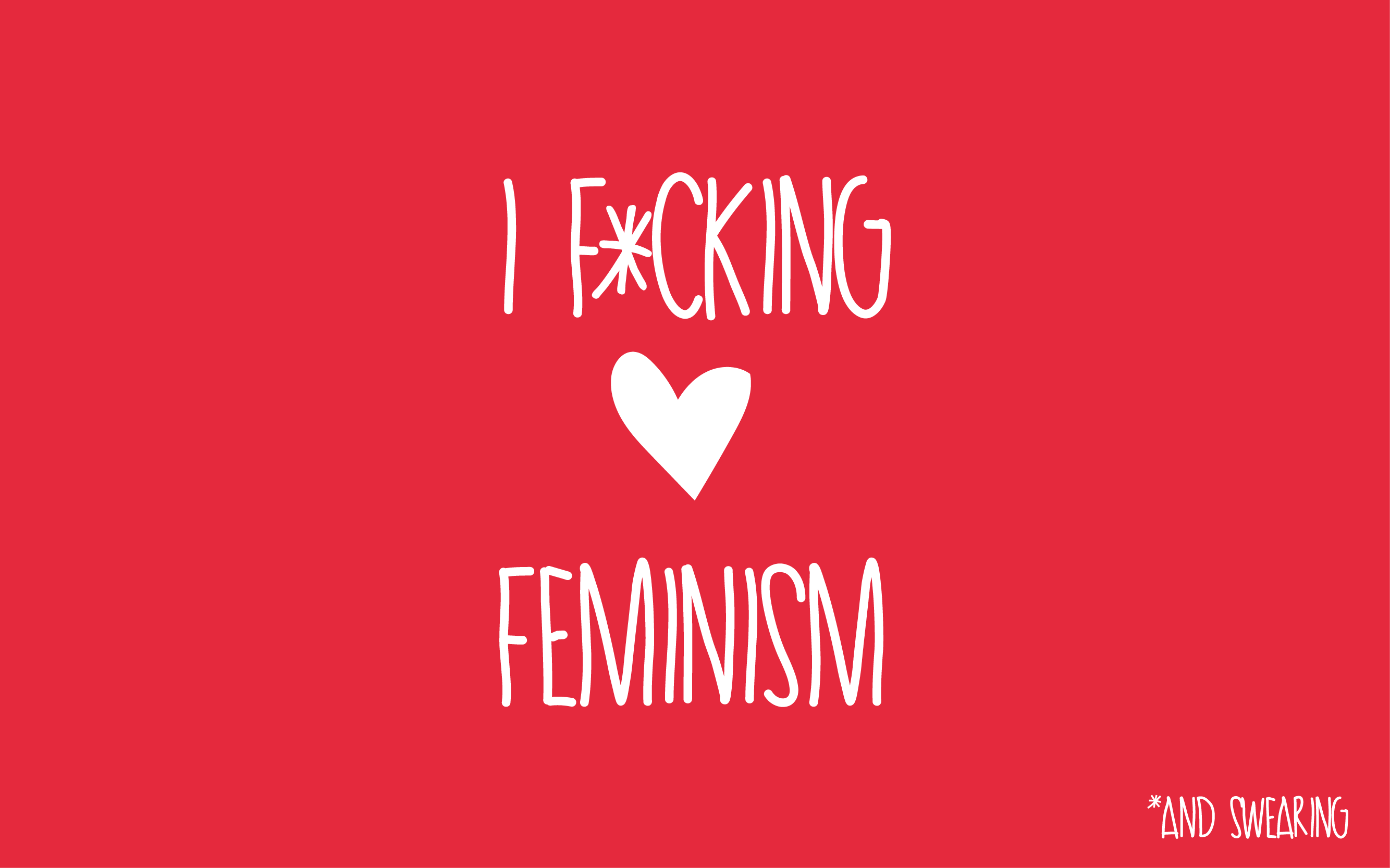Feminist High Resolution Wallpapers (Jayna Mingus, 2667x1667 px)