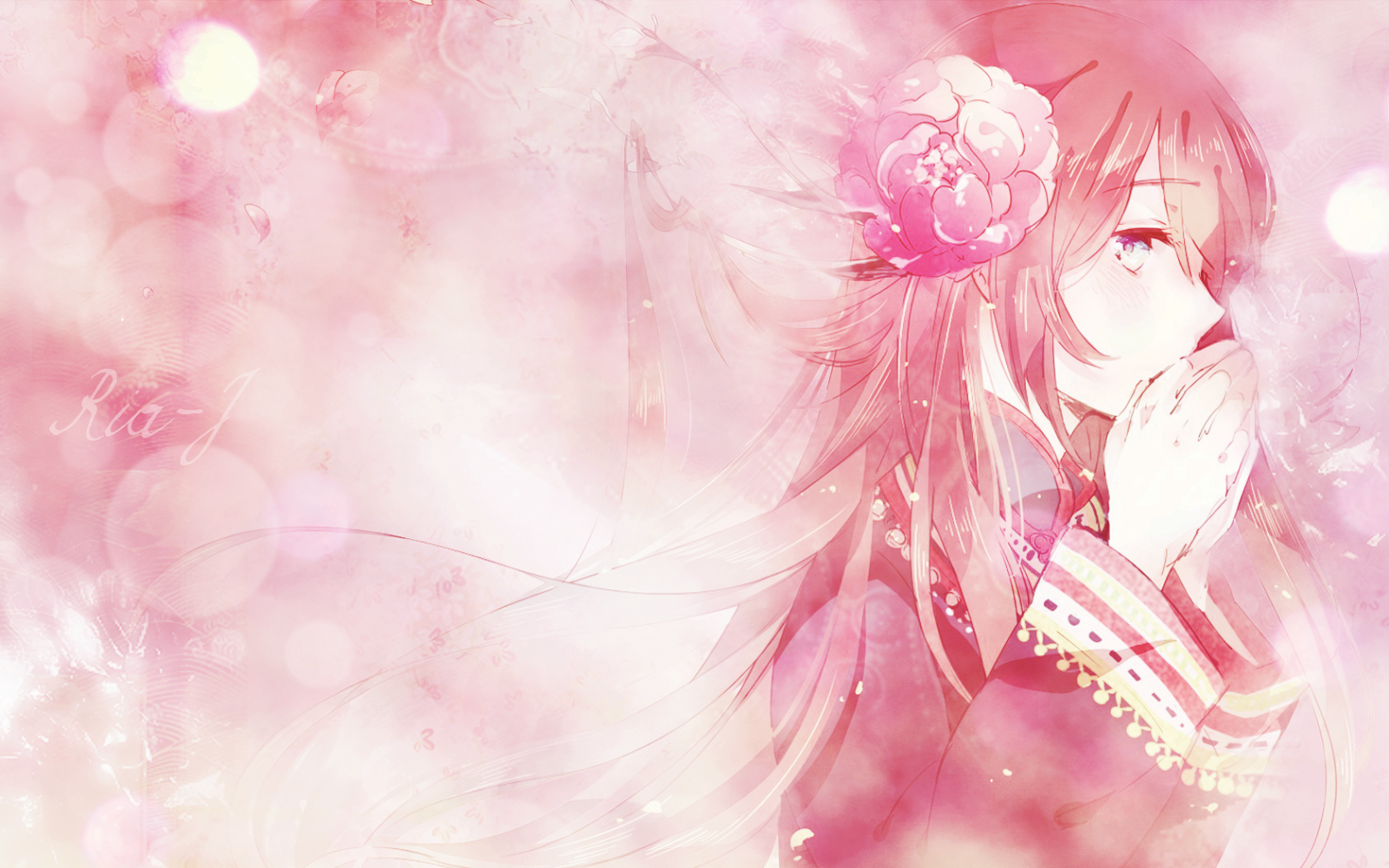 Feminine Backgrounds (PC, Mobile, Gadgets) Compatible | 1600x1000 px
