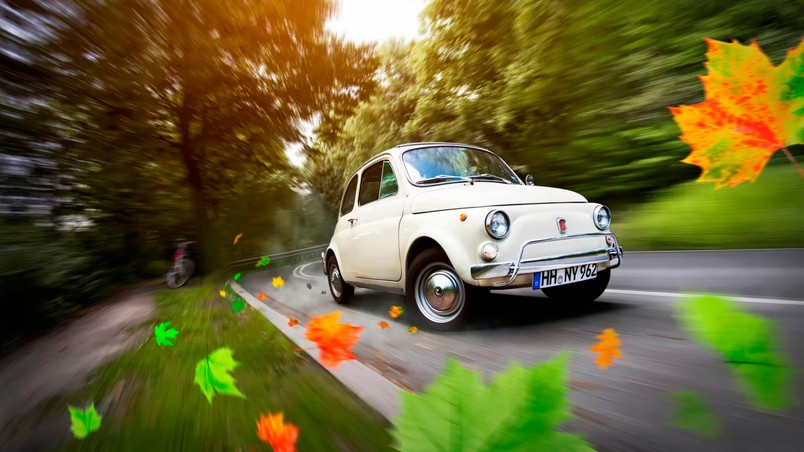High Quality Fiat 500 Wallpapers, High Quality, B.SCB WP&BG Collection