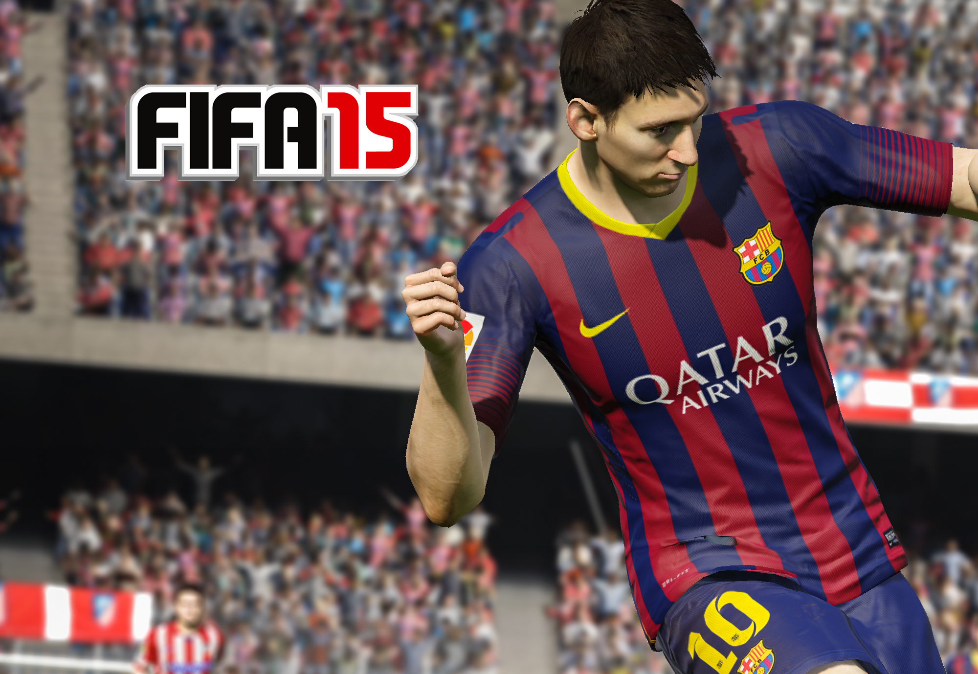 Collection of FIFA 15 Widescreen Wallpapers: 39017844, 2000x1378 px