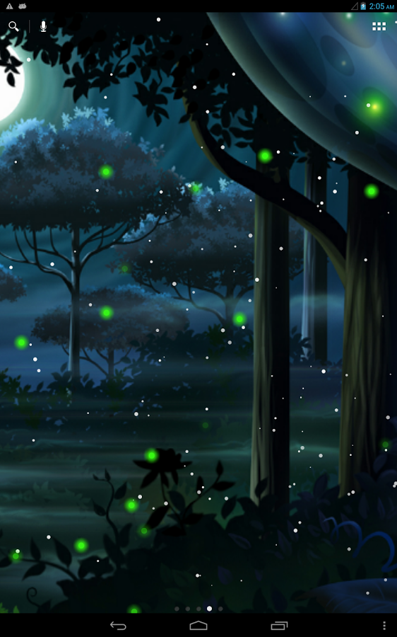 Fireflies 27380837 Wallpaper for Free | Awesome HD Widescreen Wallpapers