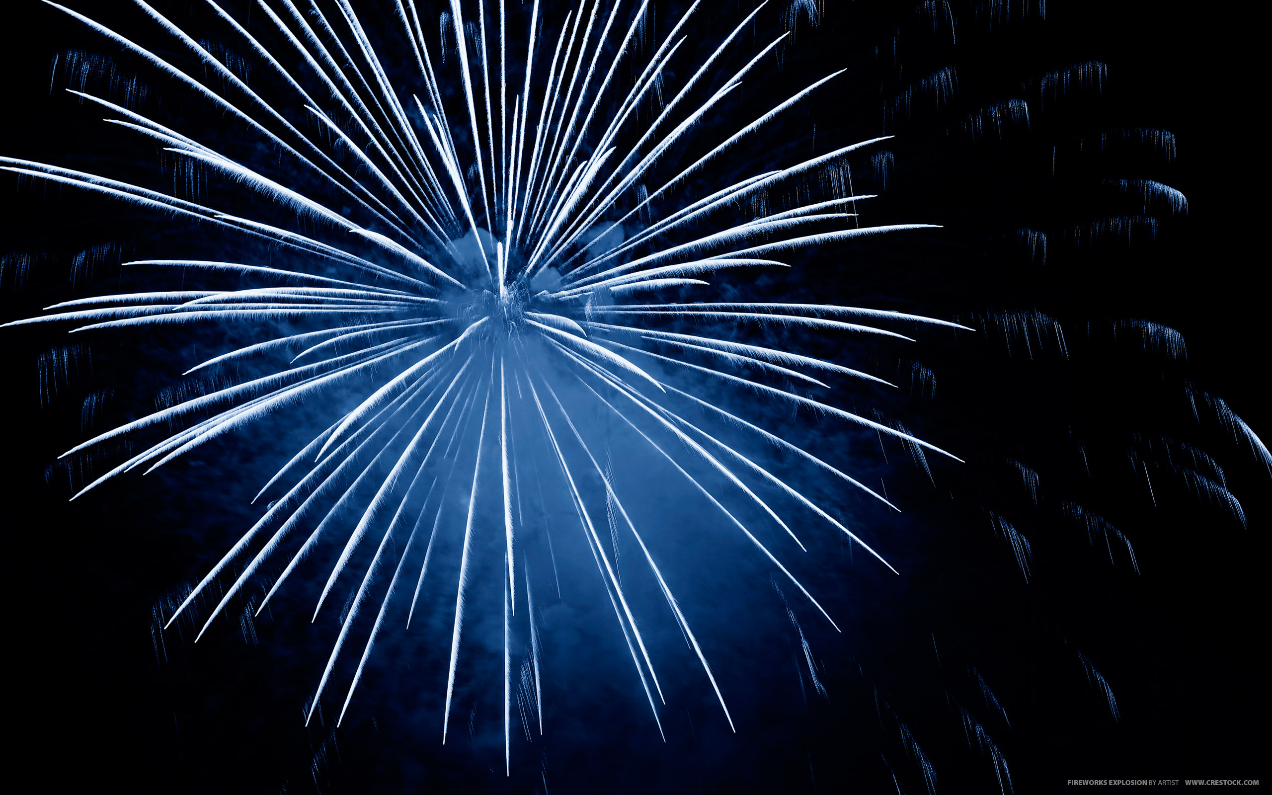 Full HD Pictures Fireworks 2560x1600