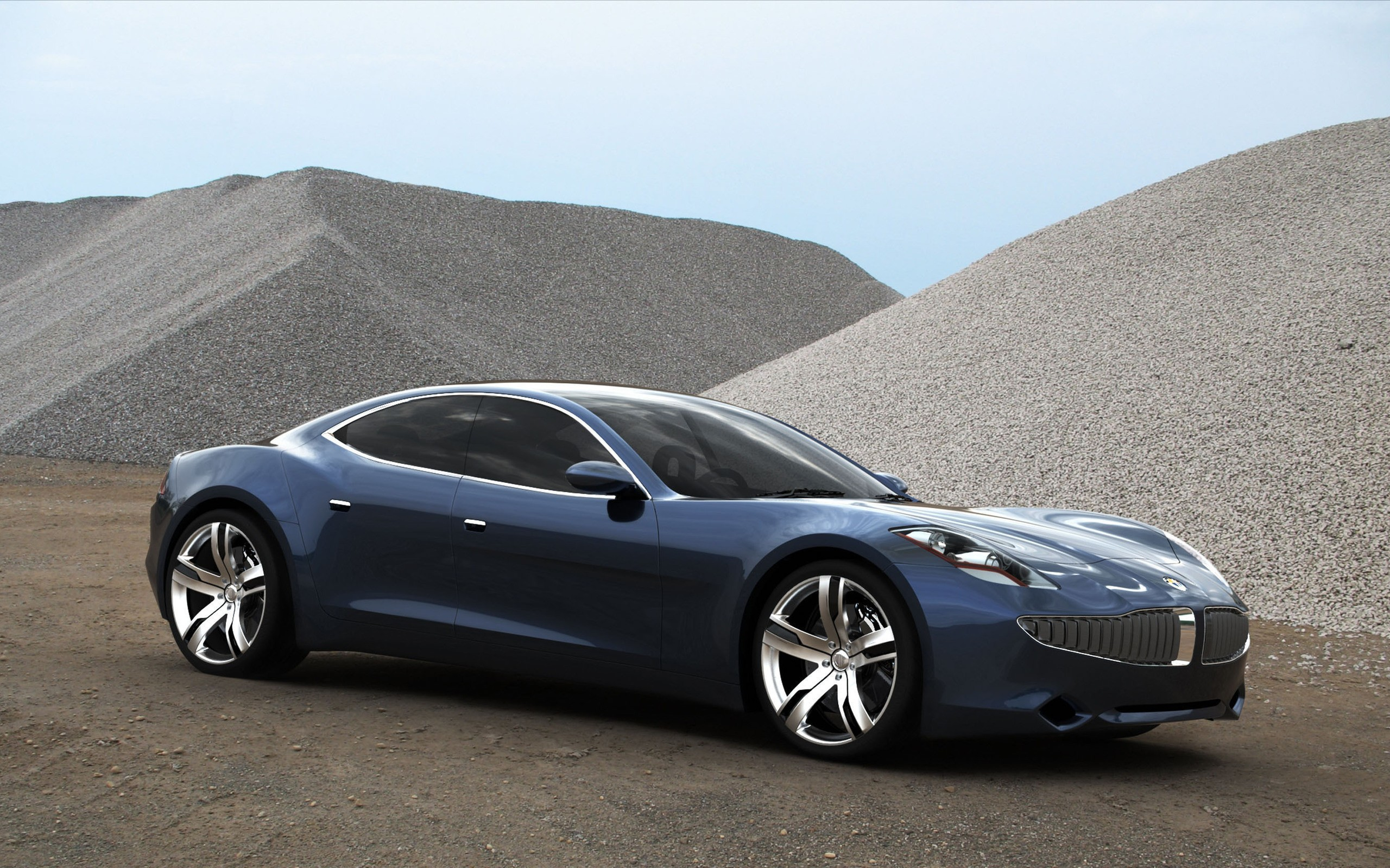 High Quality Image of Fisker Karma – 2560x1600