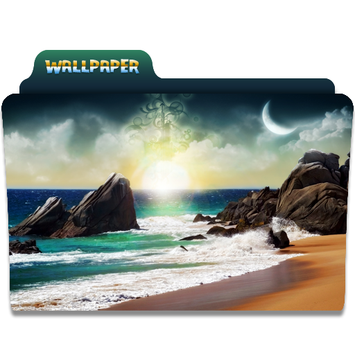 Widescreen Wallpapers: Folder, (512x512, V.14) - BsnSCB Gallery