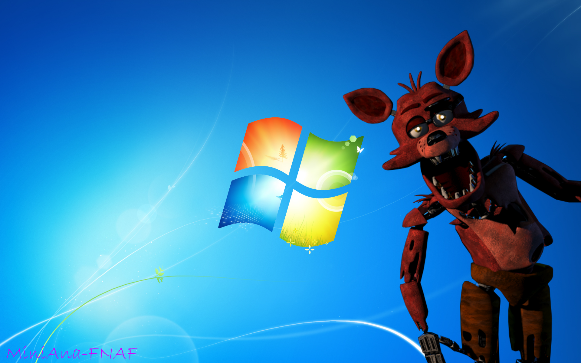 38821456 Foxy Wallpapers