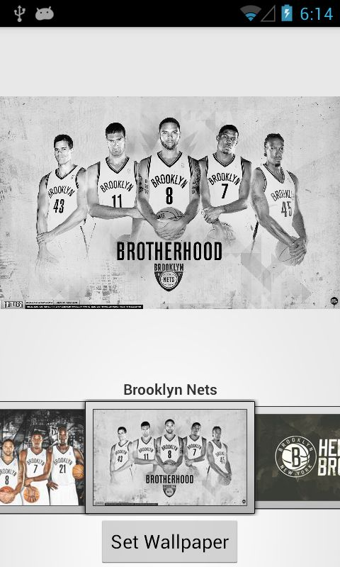 Free Brooklyn Nets Wallpaper in HQ Resolution