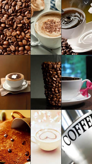 Backgrounds of Free Cappuccino | 320x568