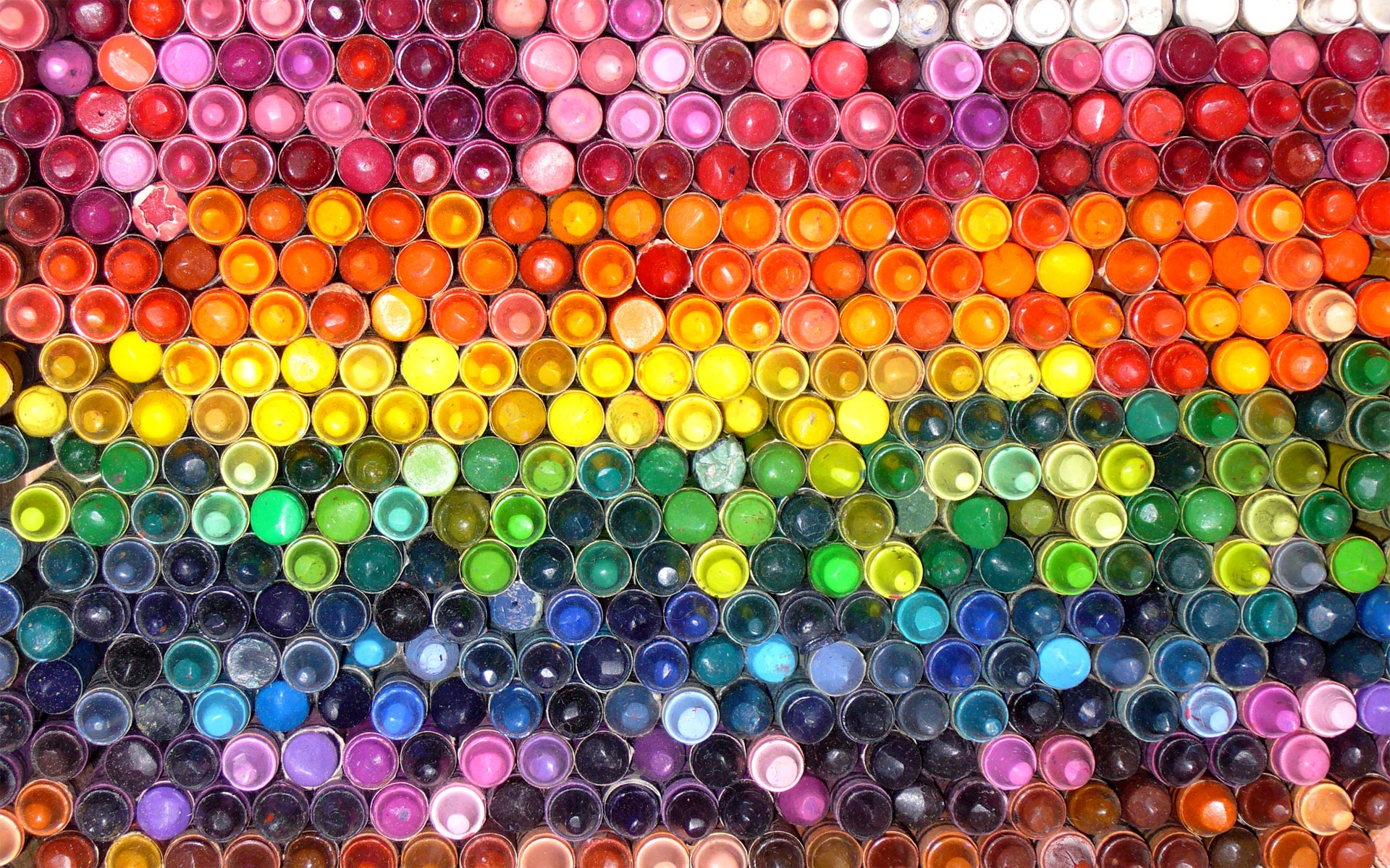 Free Crayon Wallpapers (Mobile, iPad)