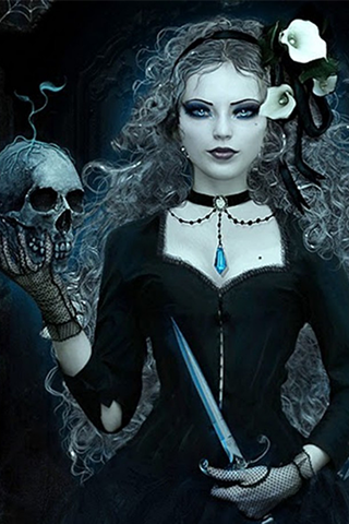 Free Gothic Collection: .ODIODI Free Gothic Wallpapers