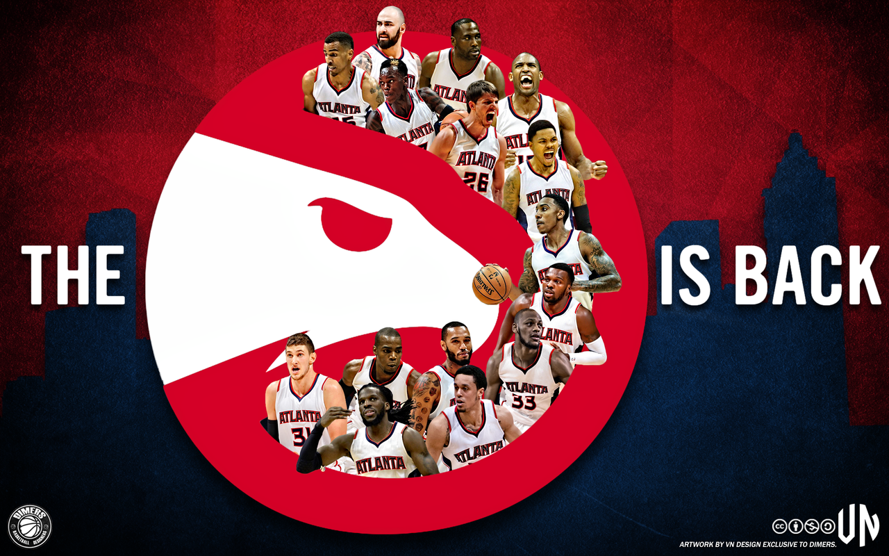 Free Hawks Wallpaper 1280x800