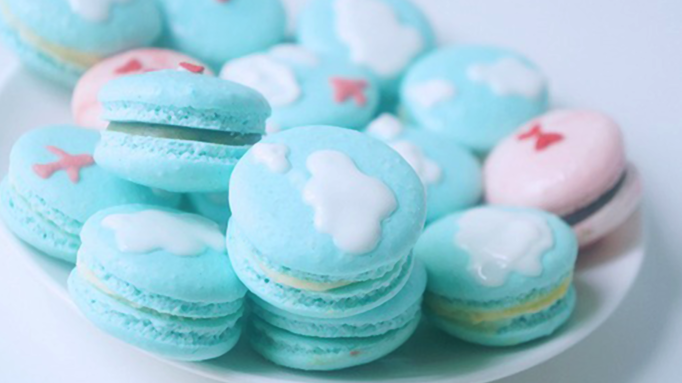 #39351996 Free Macaron Wallpaper for PC, Mobile