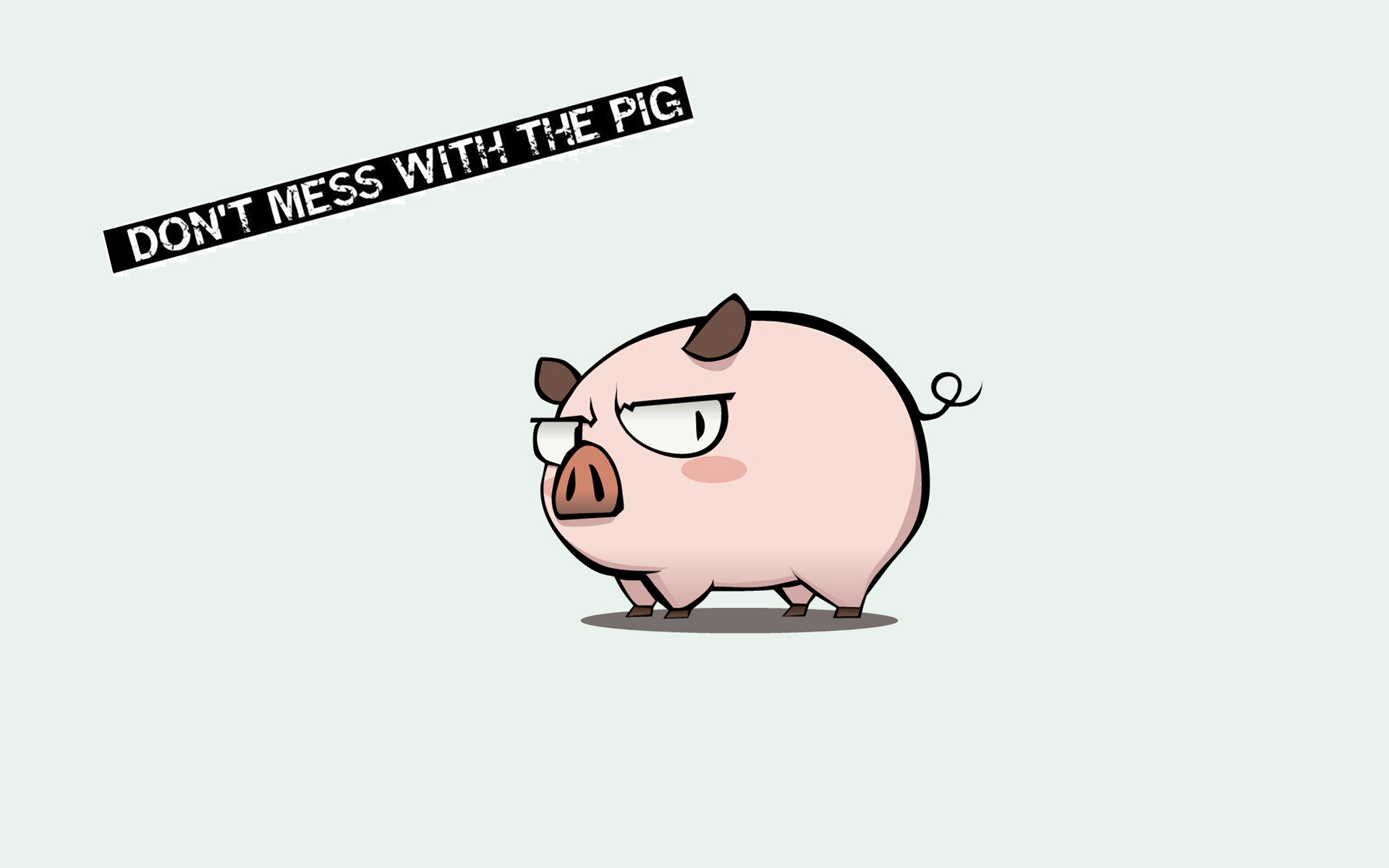 Free Pig Backgrounds (PC, Mobile, Gadgets) Compatible | 1920x1200 px
