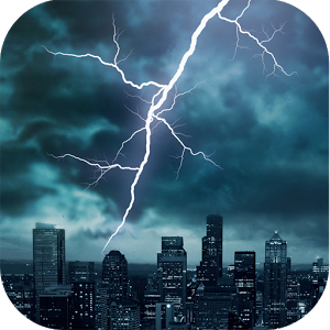 HD Widescreen Backgrounds, Free Thunderstorm - 300x300, Omar Monroy