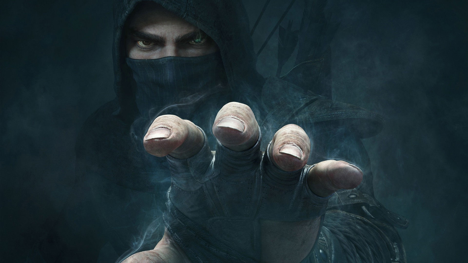 Live Free Thief Game Wallpaper