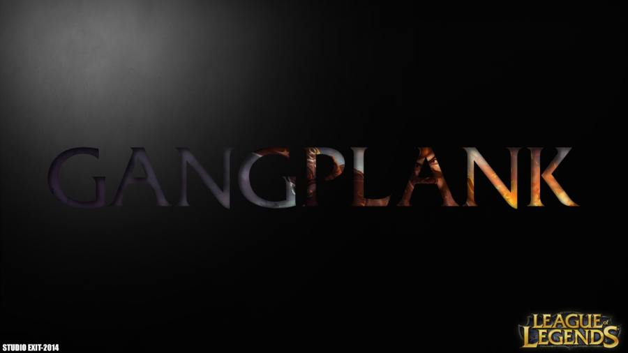 31/08/2014 - Gangplank (Wallpapers), 900x506 px