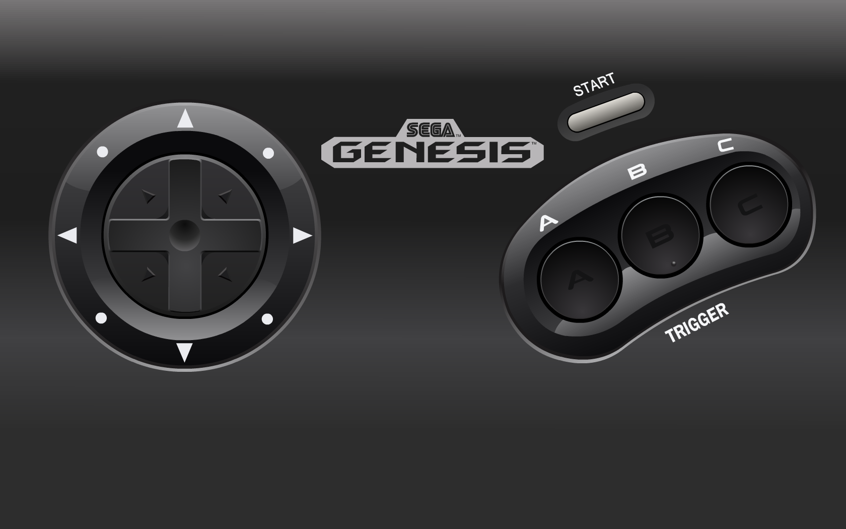 Backgrounds of Genesis | 1680x1050