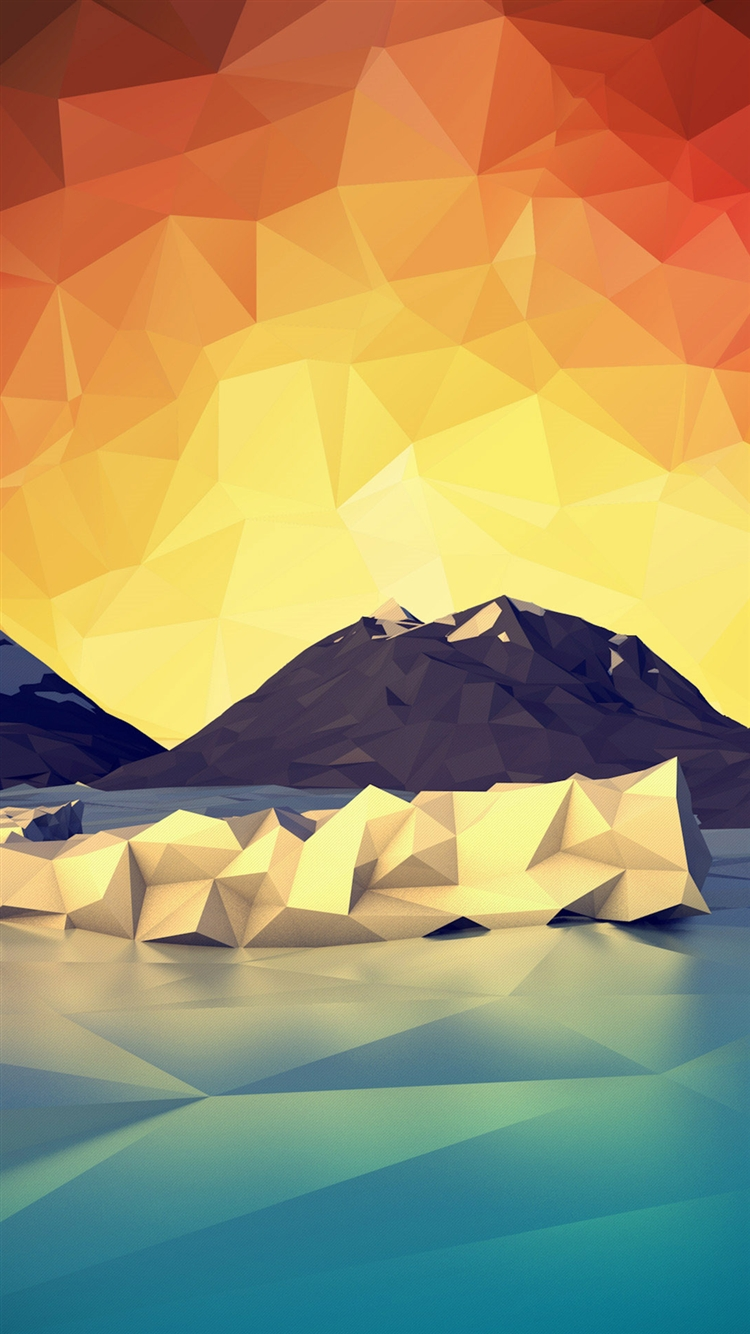 Geometric Backgrounds, HQ, Williemae Rosario