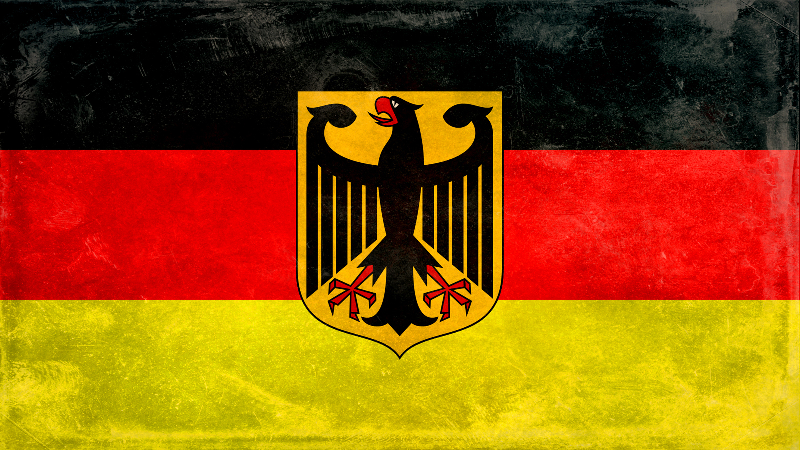 Germany Flag Images | Resolution: 1600x900 px, Cedric Bish