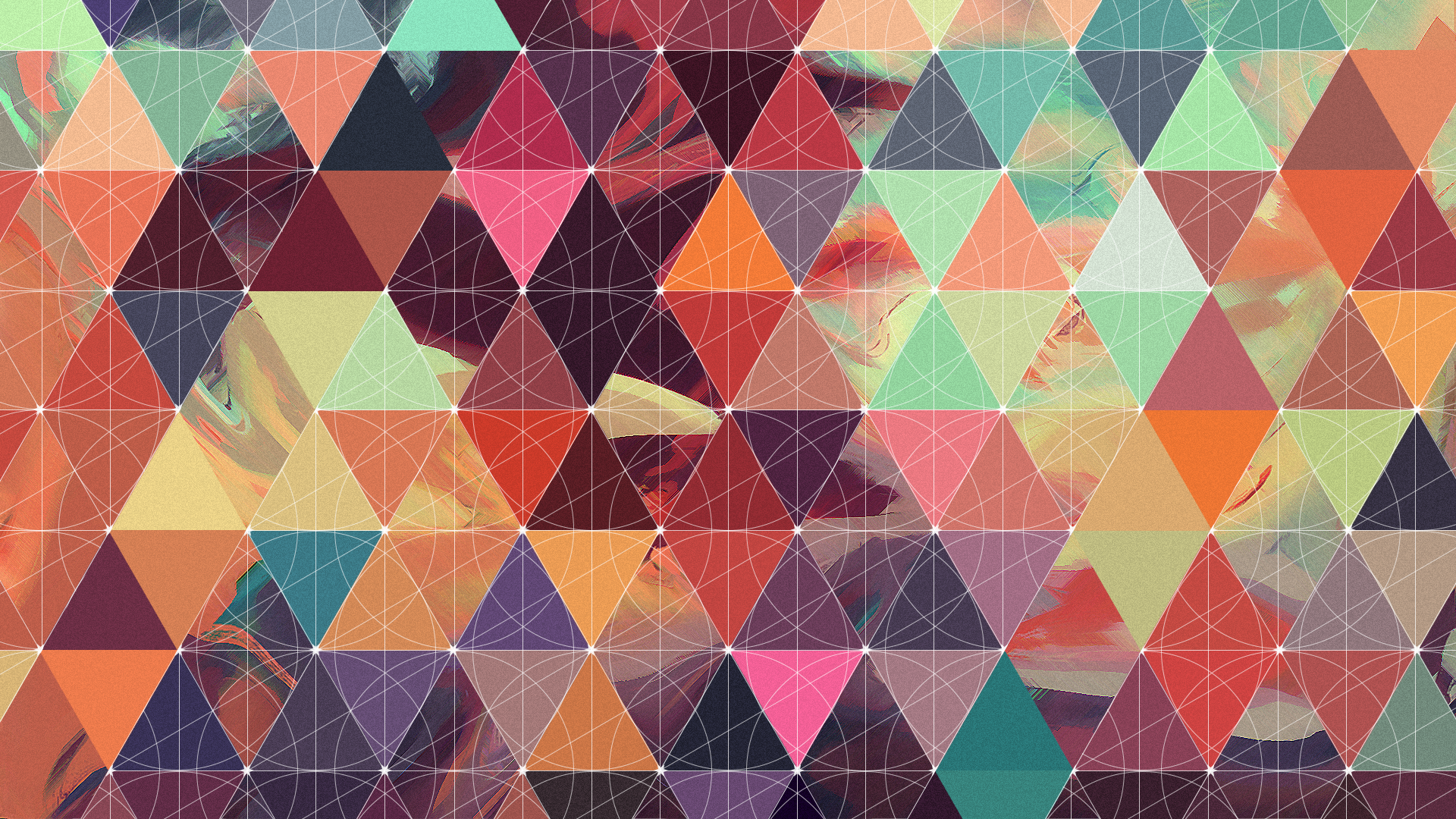 By Robyn Moskowitz V.92: Amazing Geometric Pictures & Backgrounds