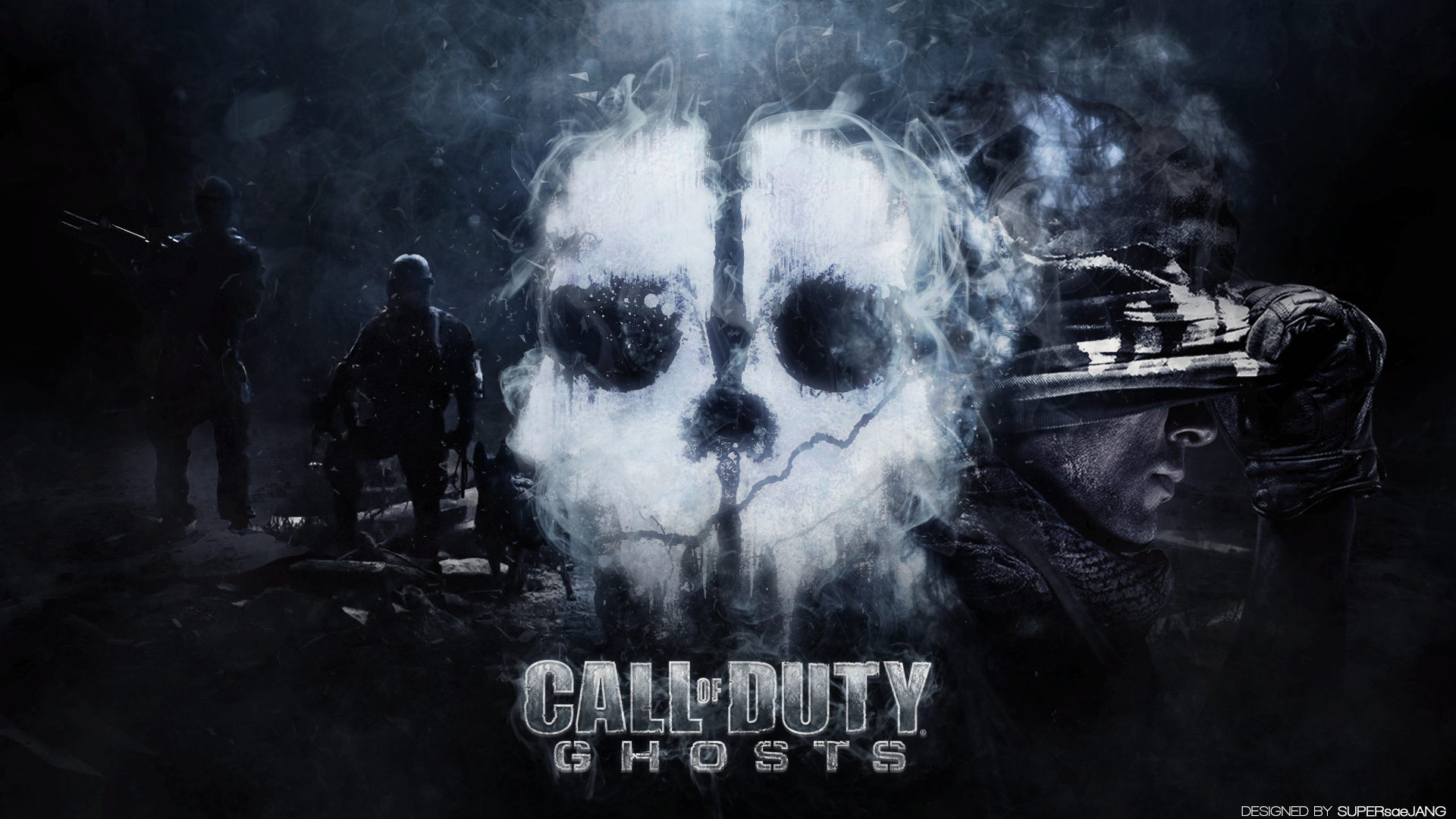 Jazmin Samford: Top HD Ghosts Wallpapers, HDQ