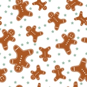 Download Free Gingerbread Man Wallpapers 173x173