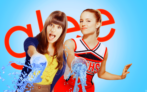 Top Collection of Glee Wallpapers: 39319647 Glee Background 500x313 px