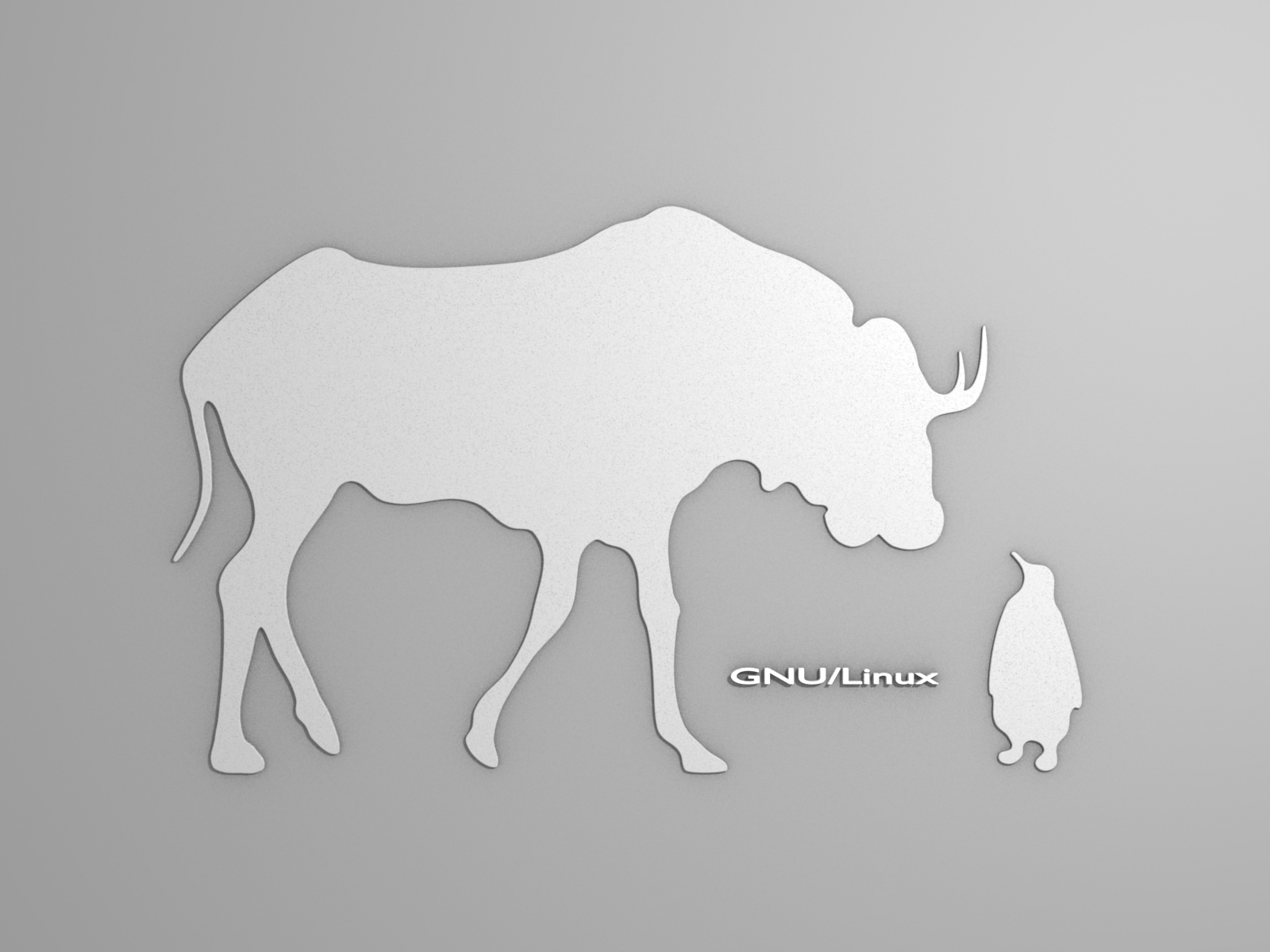 100% Quality Gnu HD Wallpapers, 1600x1200 px