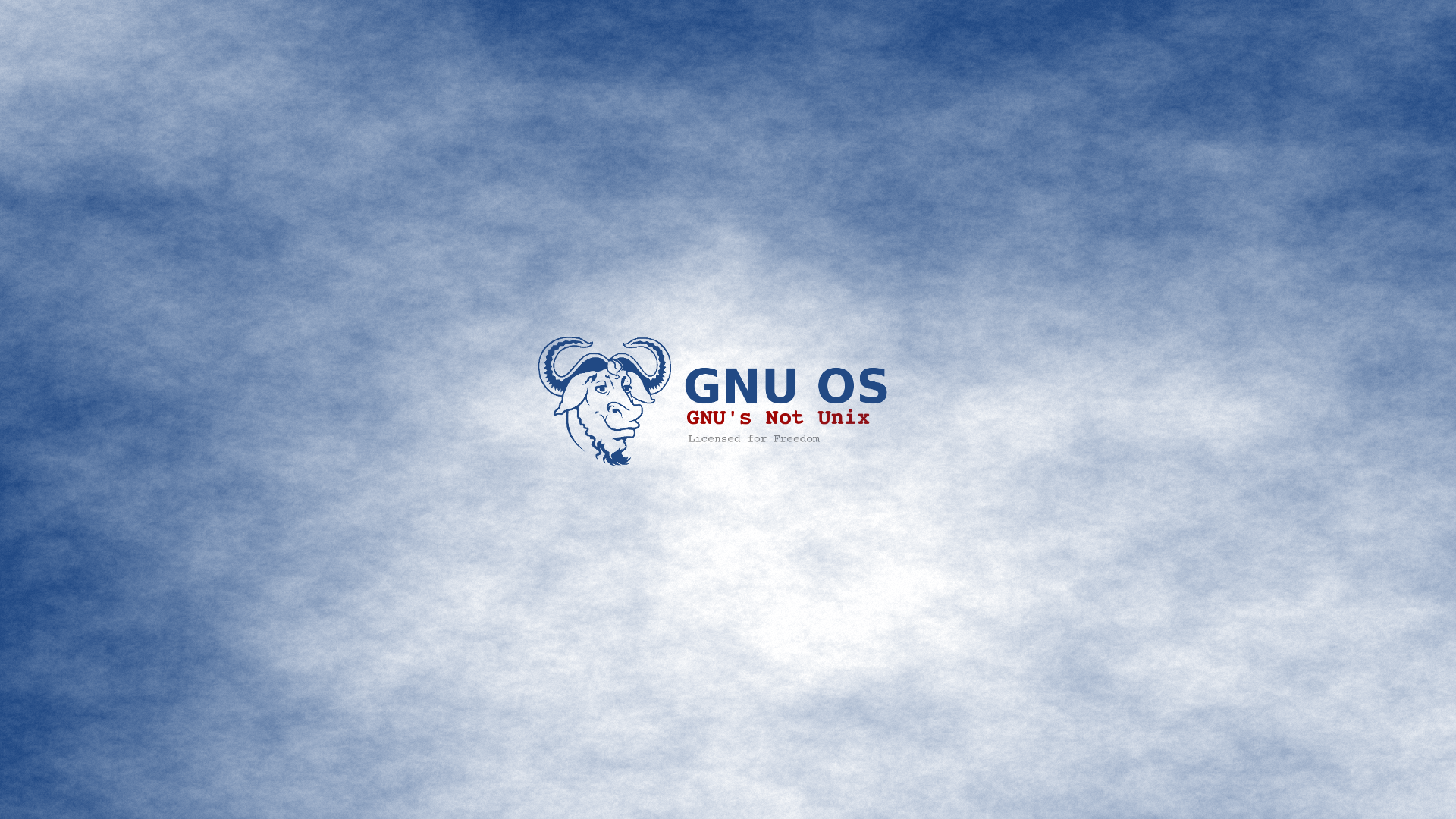Gnu Wallpapers for Desktop (1920x1080 px, 2510.02 Kb)