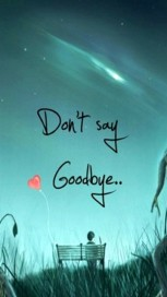Cool Goodbye Wallpapers, #MJGMJG-54