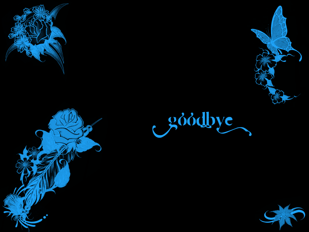 Wide HDQ Goodbye Wallpapers, Nice Pictures | BsnSCB Graphics