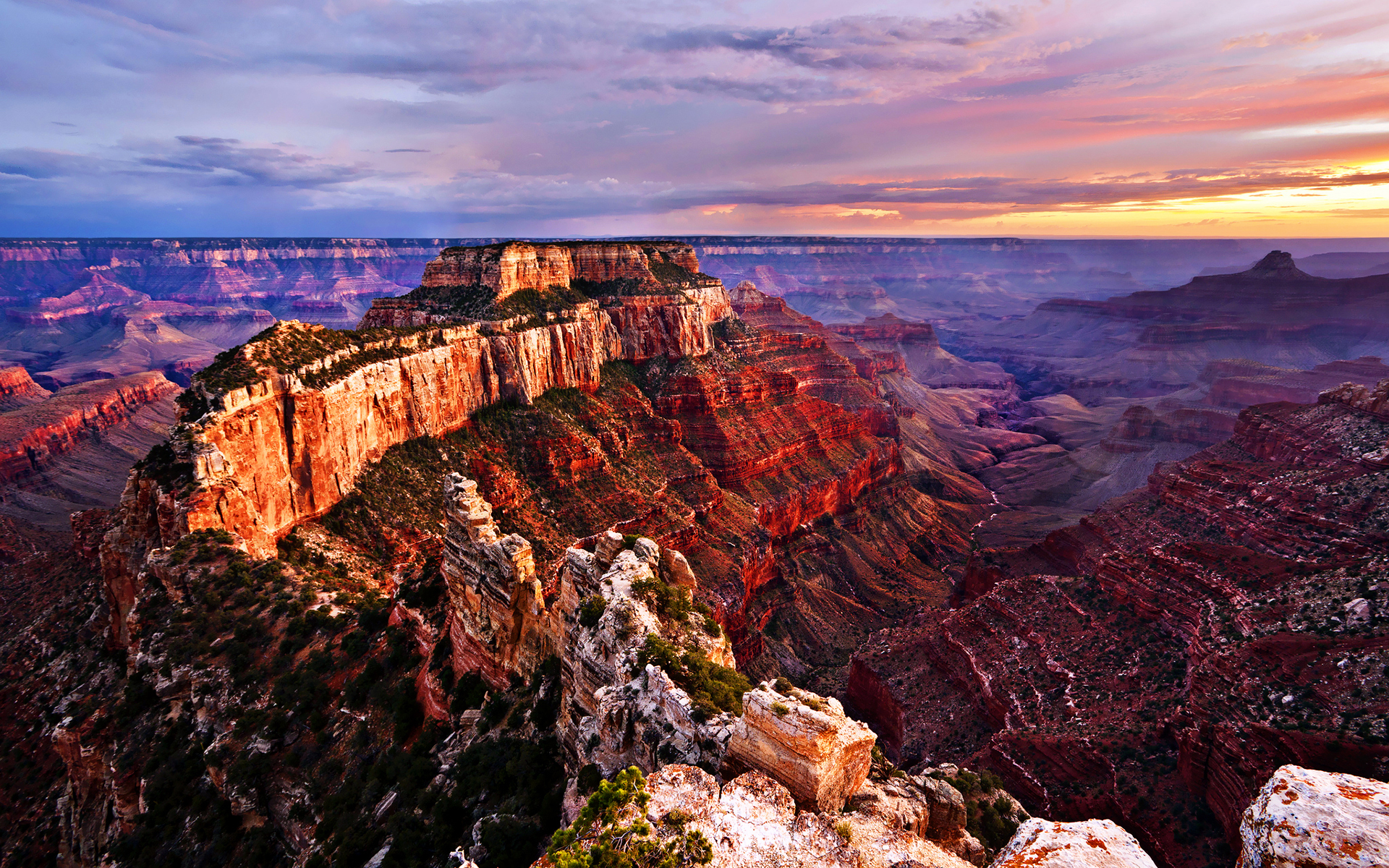 Download Grand Canyon HD:2626-NAB Backgrounds, B.SCB