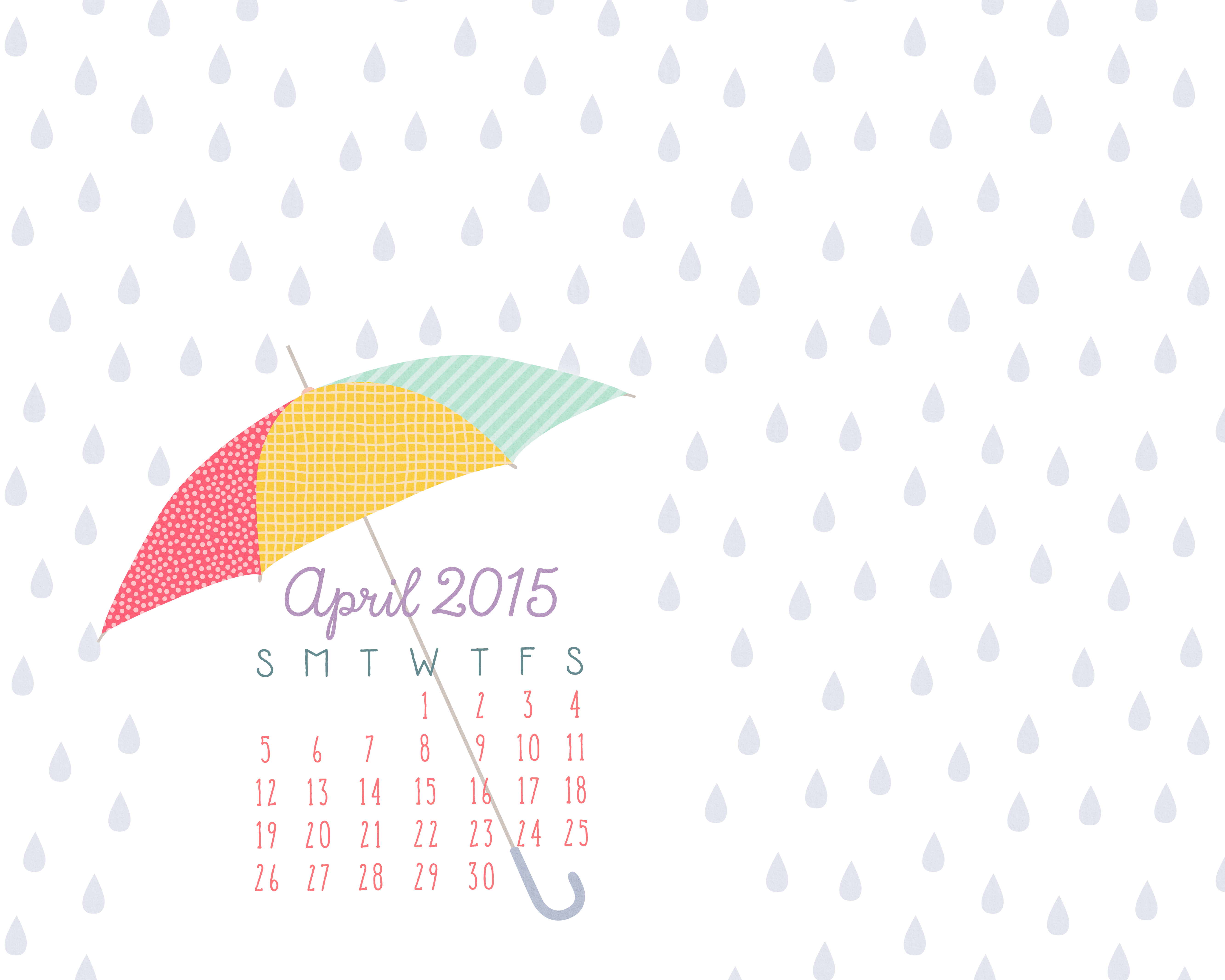 April Wallpaper 5333x4267 px
