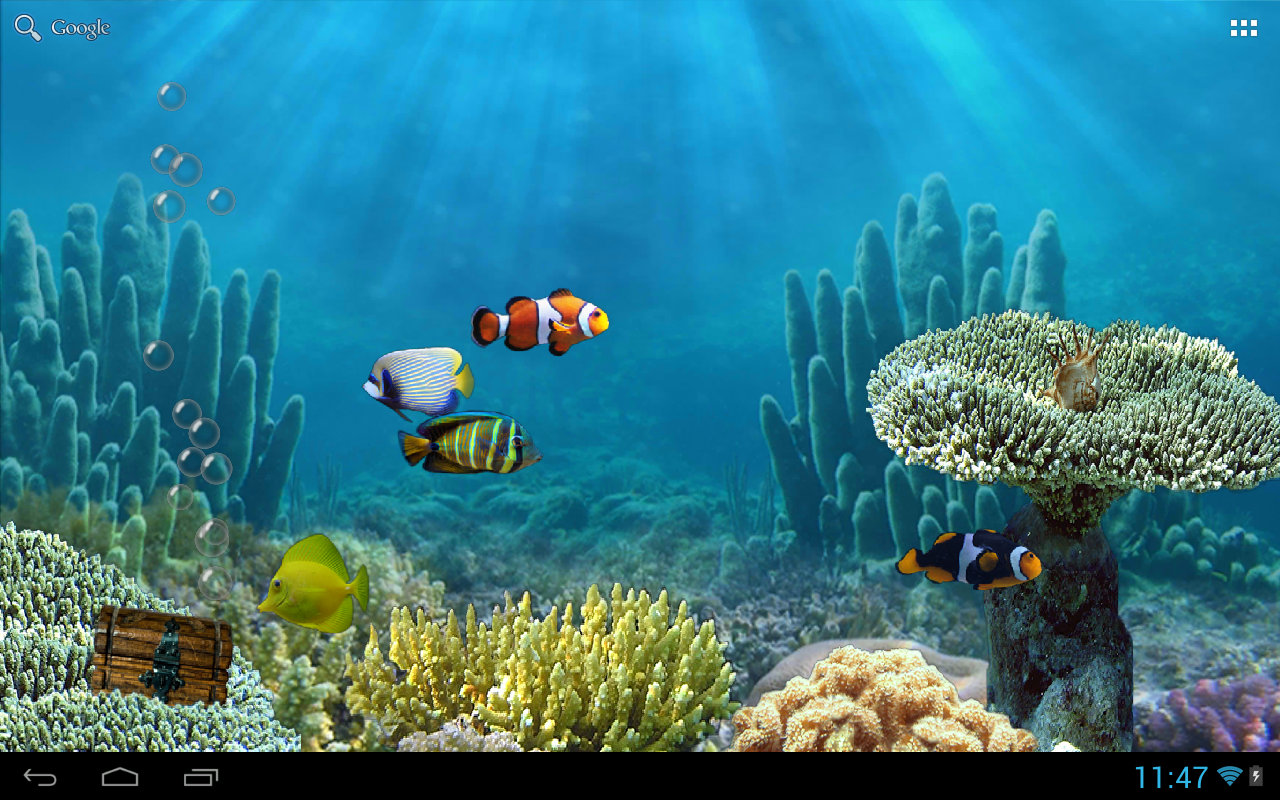Aquarium Wallpapers New