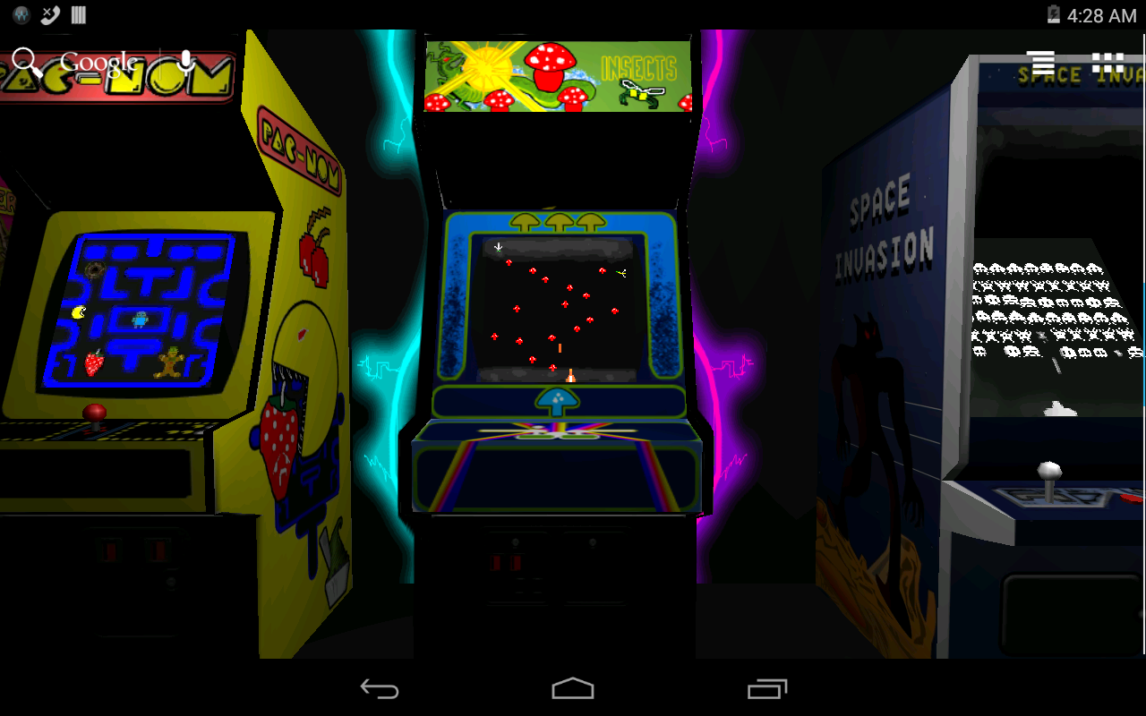 Top Arcade Wallpapers, #XKOXKO-86