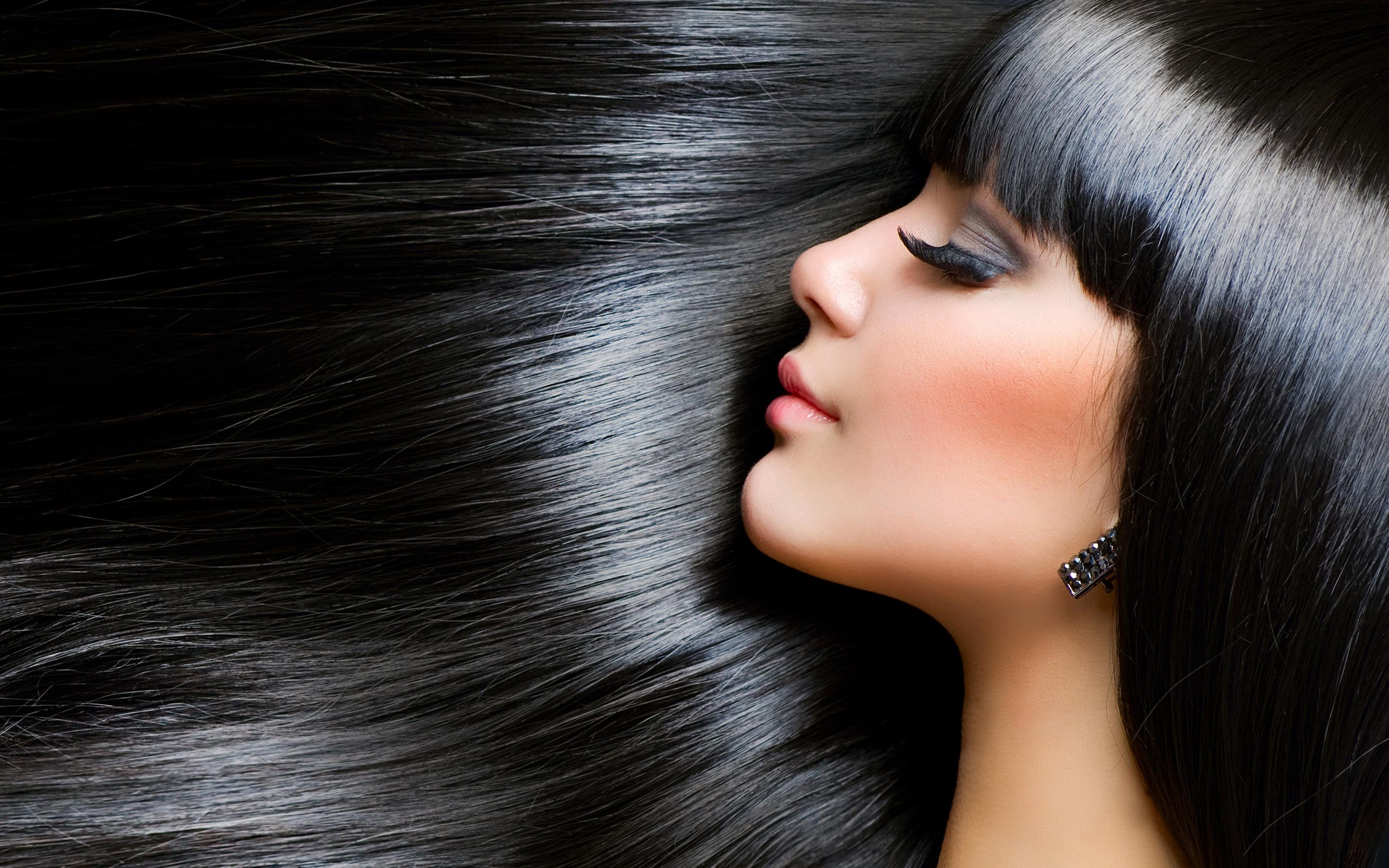 Hairdresser 4K Ultra HD Wallpaper Download, Dede Takacs