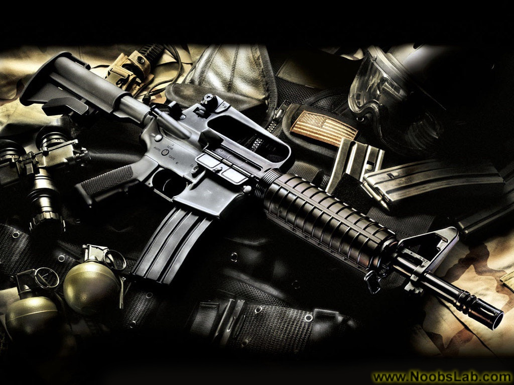 HD Quality Images of Guns › #40005459 1024x768