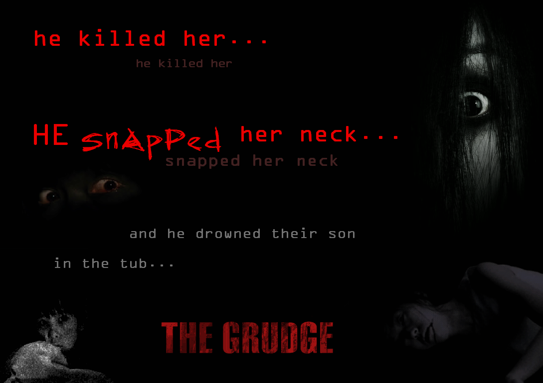 Grudge | Grudge Images, Pictures, Wallpapers on B.SCB WP&BG Collection