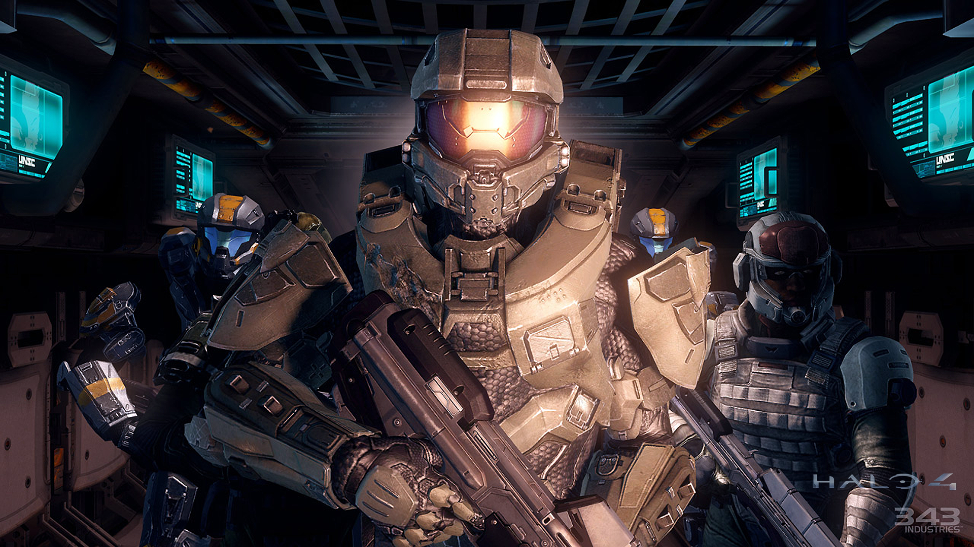 Adorable Halo 4 Wallpaper, 38742936 1920x1080 px