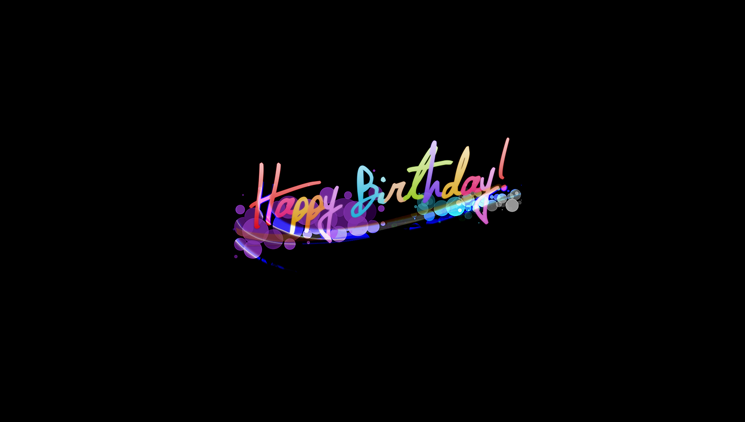 48 PC Happy Birthday Wallpapers In Amazing Collection