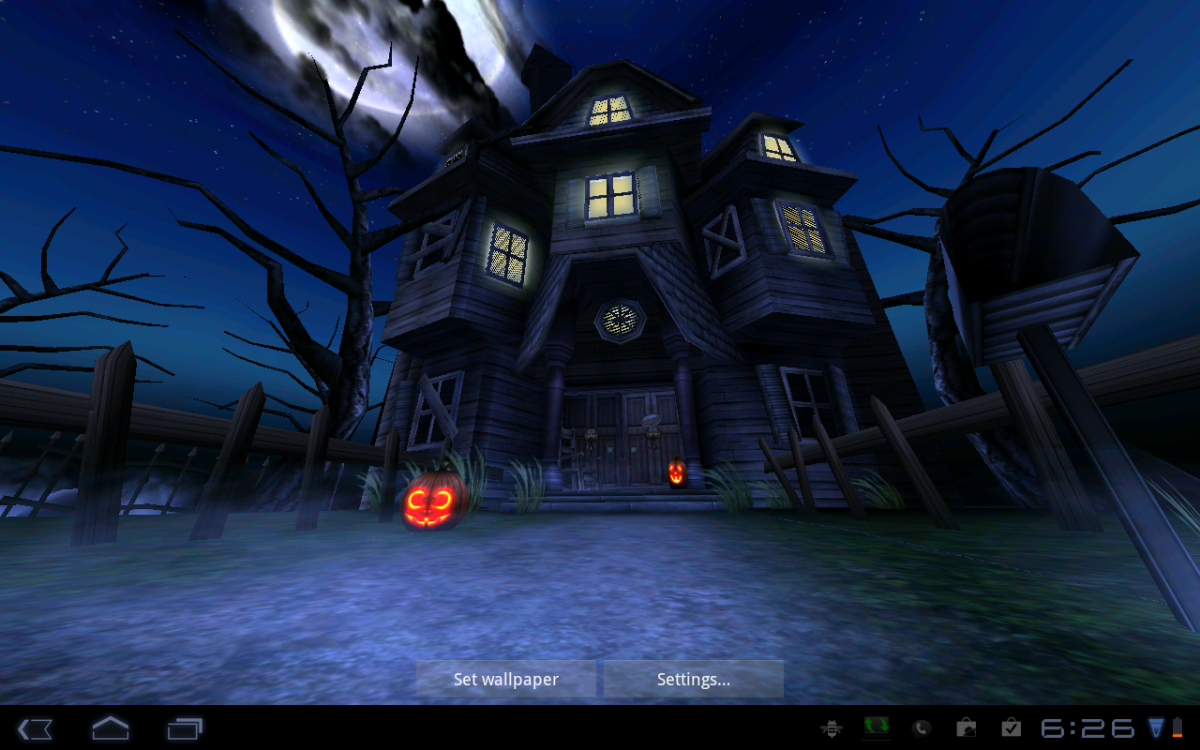 Haunted Wallpaper by Muriel Valdez, BsnSCB | Other HQ Definition
