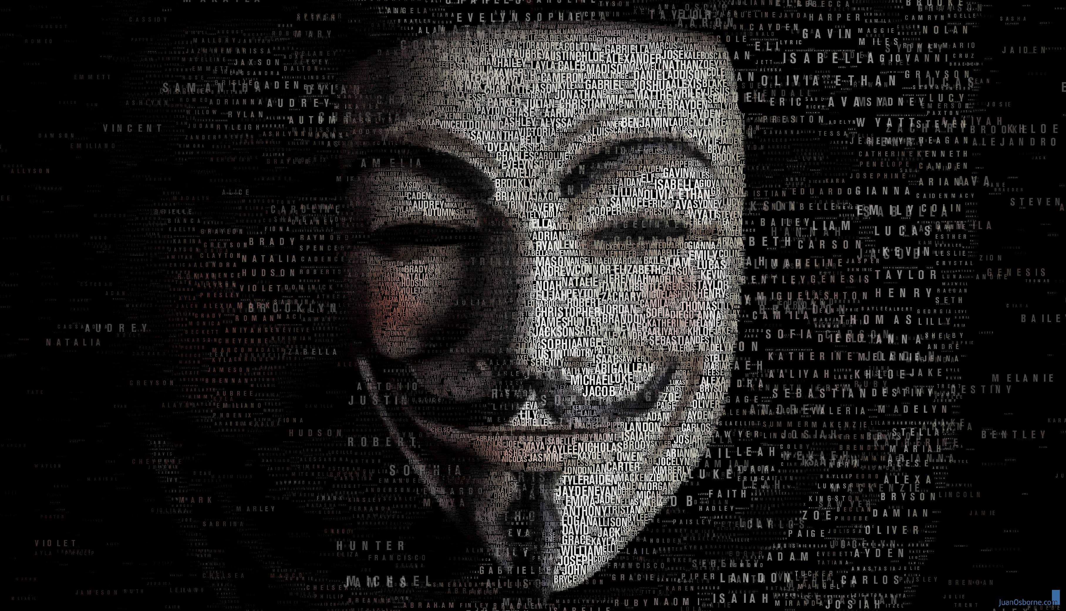 HD Anonymous Collection: .AUXAUX HD Anonymous Wallpapers