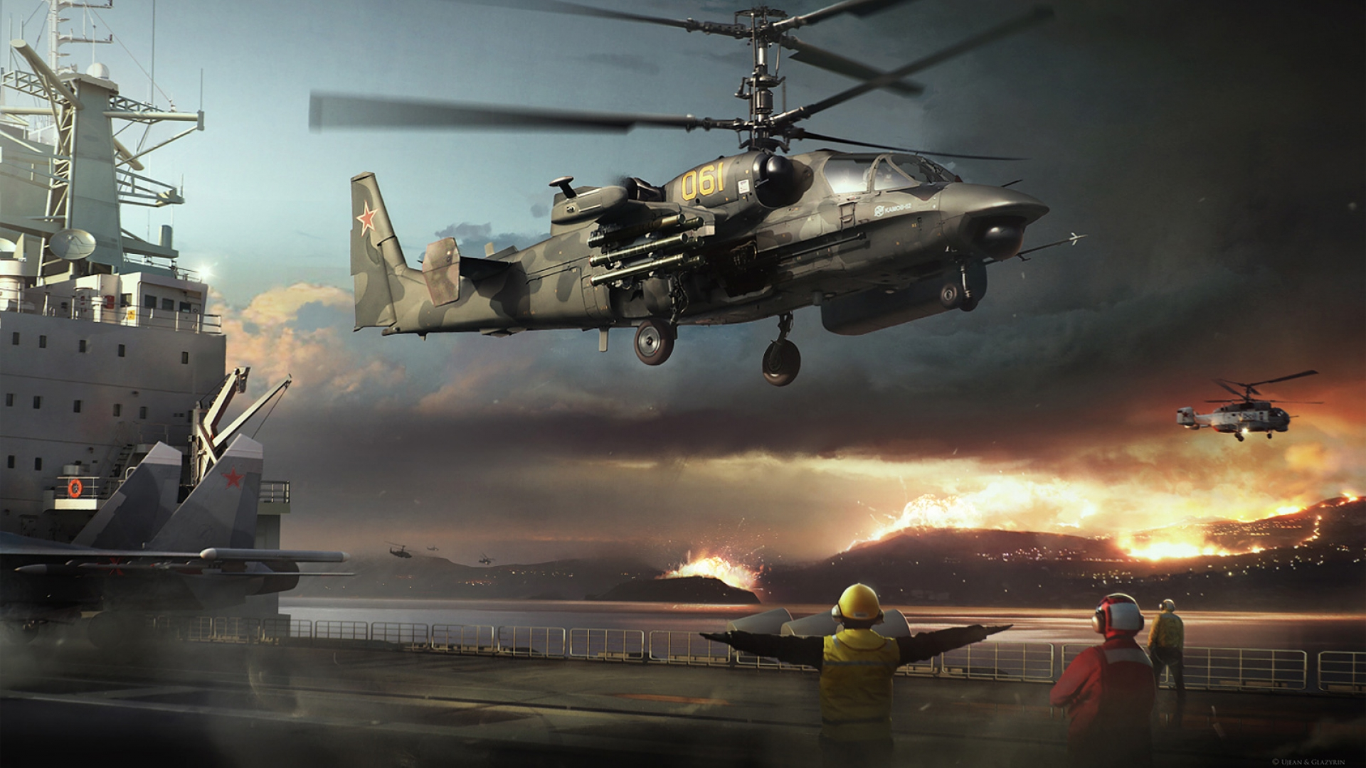 Collection of Helicopter Widescreen Wallpapers: 39194754, 1920x1080