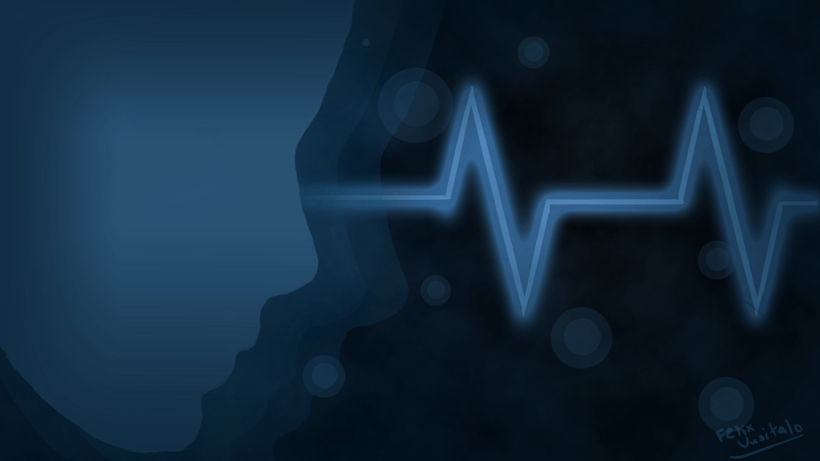 Download Free Heartbeat Wallpapers 1191x670 px